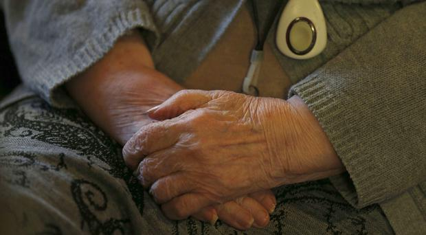Home is the preferred place of death for people in England, a report shows