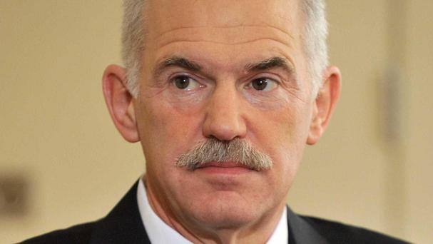 Mr Papandreou said he was hopeful a deal could be struck