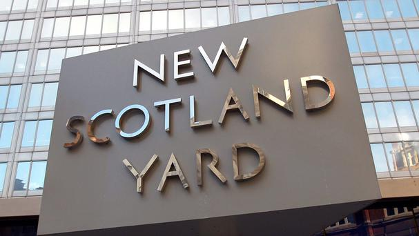 Scotland Yard said the public are encouraged to continue with their plans to attend or take part in events as normal