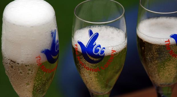 One jackpot winner scooped £3.3 million in last night's National Lottery