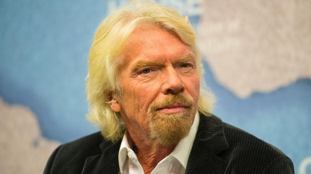 Sir Richard Branson said that Britons should be 'proud' of being Europeans
