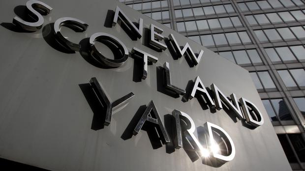 Scotland Yard said Joshua Bonehill was arrested last week by Avon and Somerset Police together with Met officers