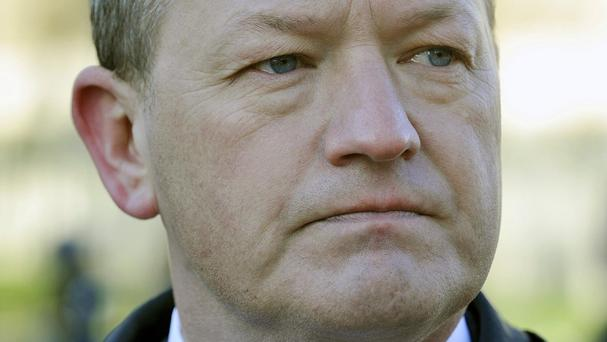 Simon Danczuk said that he was devastated to split from his wife Karen, but life had to go on