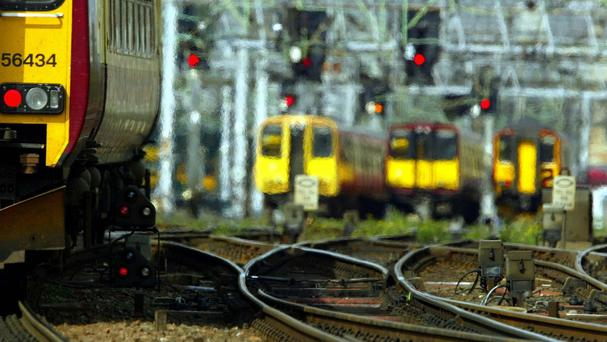 There are fears that soaring temperatures could buckle railway lines