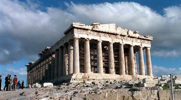 Events in Greece are causing tremors in world markets