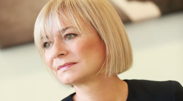 Harriet Green has been handed 4.1 million shares - the bottom end of the range to which she is entitled. (Thomas Cook/PA)