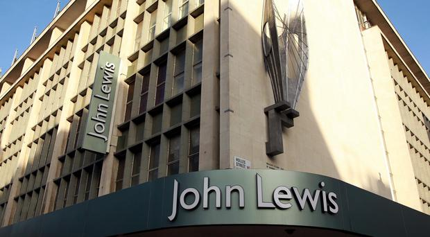 John Lewis says the free click and collect service is