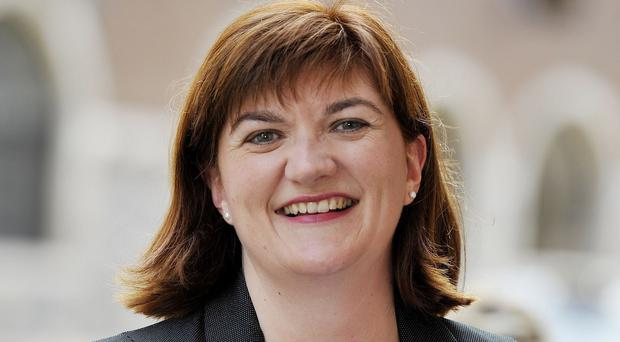 Nicky Morgan will insist it is unacceptable for disadvantaged students to be pushed towards