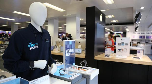 Dixons Carphone's Connected World Services arm has agreed a deal with Sprint - America's third largest mobile phone group