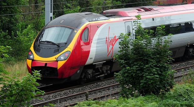 Less than three-quarters of Virgin West Coast trains arrive within five minutes of their scheduled time, figures show
