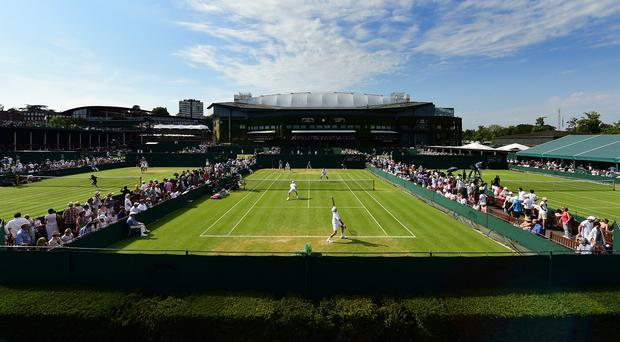 Wimbledon will fall silent to remember victims of the Tunisia terror attack