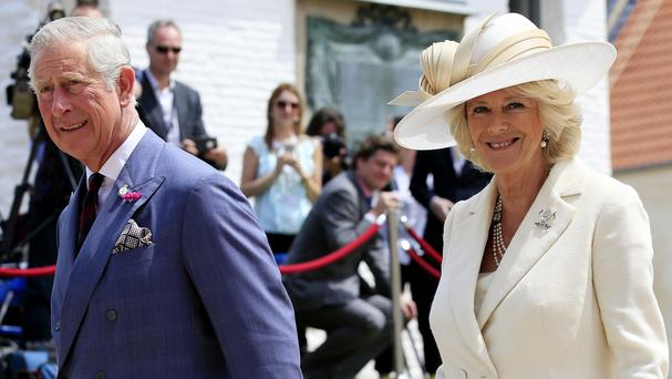 Charles and Camilla will visit Australia and New Zealand in November