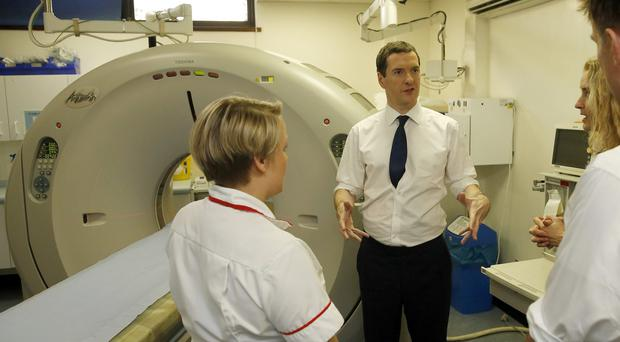 George Osborne has been warned of the potential consequences of under-resourcing the NHS ahead of the Budget
