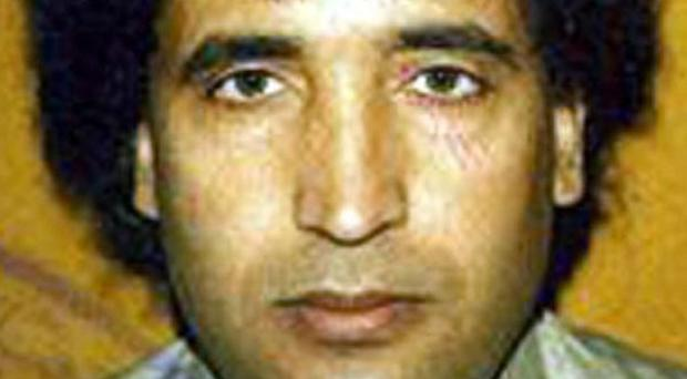Abdelbaset al-Megrahi was the only person convicted of the Lockerbie bombing (Crown Office/PA Wire)