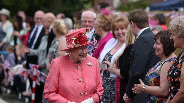 The Queen is visiting Scotland