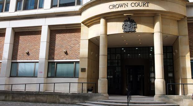Lorraine Barwell was attacked as she escorted a prisoner between London's Blackfriars Crown Court