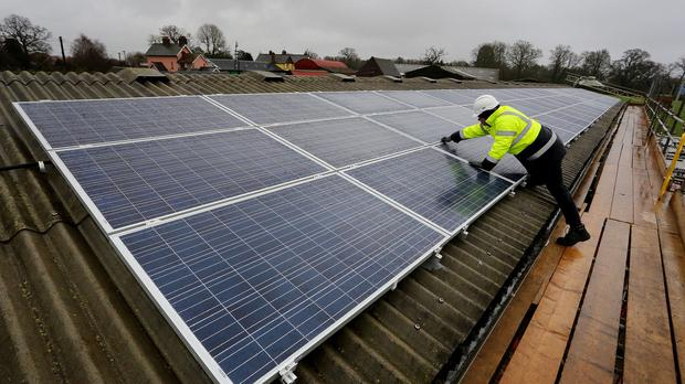 Fold Housing Association has announced a £1m contract for the supply and installation of solar panels at 100 sites