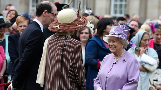 The Queen has taken part in a number of activities in Scotland in the past week, including hosting a garden party