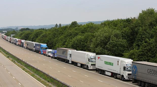 Eurotunnel is facing another difficult night