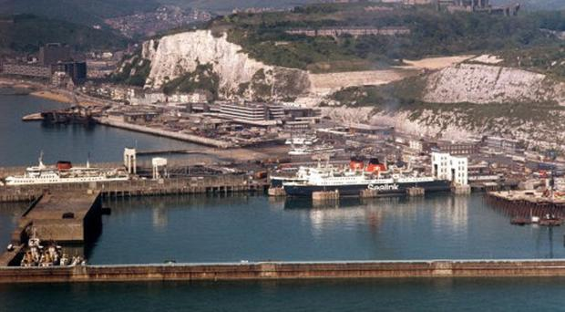A total of 563 illegal immigrants were held or arrested by Port of Dover police officers last year, up from 148 in 2013.