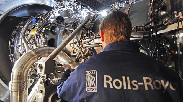 Rolls-Royce announced its first full-year fall in revenues for a decade in February