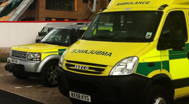 West Midlands Ambulance Service said an off-duty nurse was the first person to treat the injured after the accident on the A5