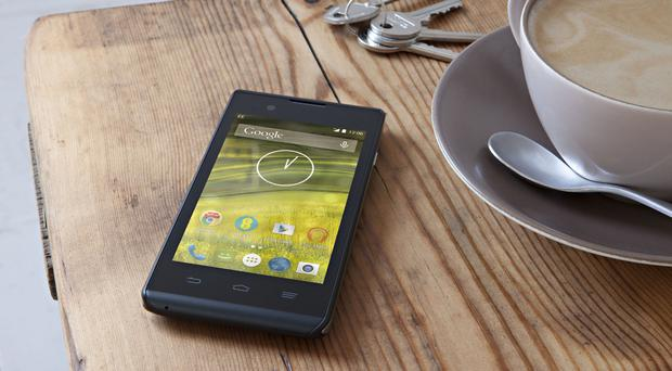 The new EE Rook is the cheapest 4G phone ever in the UK
