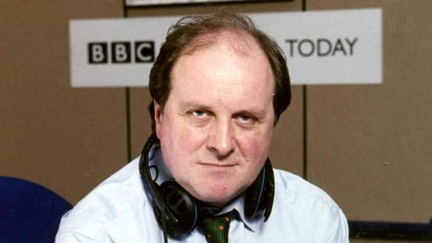 James Naughtie will leave the Today team in January