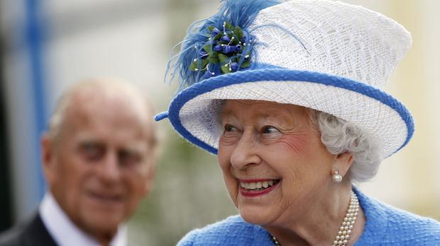 The BBC was running an internal rehearsal of coverage of the Queen's death