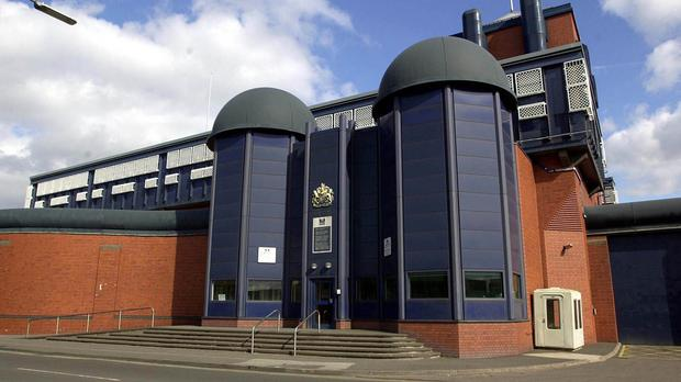 Lewis Harwood was wrongly released from Birmingham prison