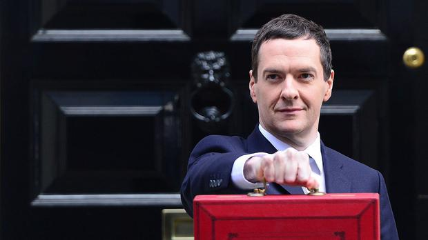 Chancellor George Osborne will set out his first Tory-only Budget