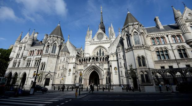 The ruling on the interpreters challenge to the assistance scheme is due at the High Court in London