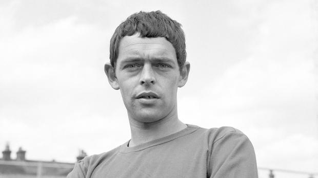 Terry Bradbury started his career with Chelsea in 1957