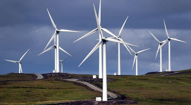 A factory which makes wind turbines is to close