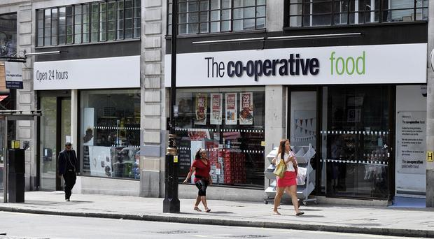 A spokesman for the Co-op said the mistake was down to a