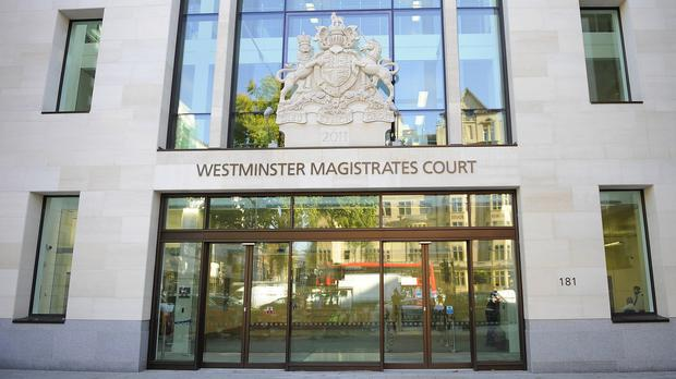 The teenager will appear at Westminster Magistrates Court