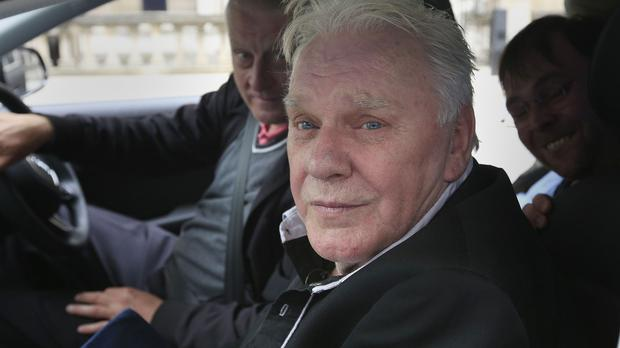 Freddie Starr said he had never groped anyone