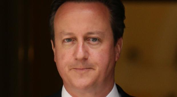 Prime Minister David Cameron has pledged to crack down on rogue charity fundraisers