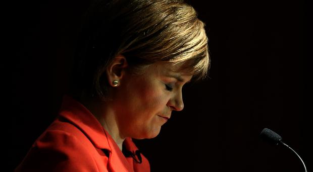 Ms Sturgeon called for greater clarity over the way Bills would be assessed as applying, or not applying, to Scotland