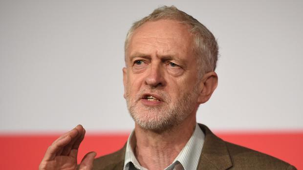 Tristram Hunt said Labour leadership contender Jeremy Corbyn
