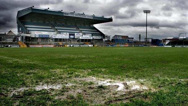 The Memorial Stadium was described as 'dilapidated'