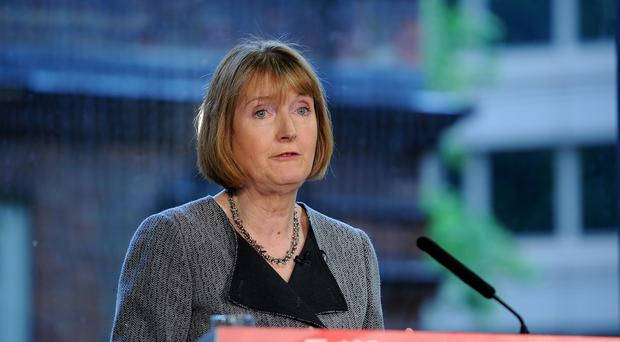 Acting Labour leader Harriet Harman's comments opened up a rift with the contenders to replace Ed Miliband