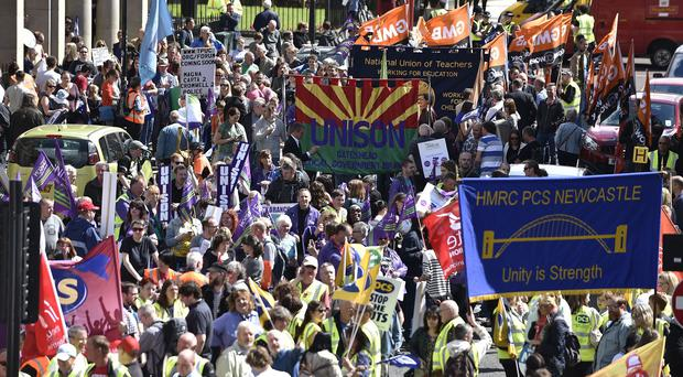 Legislation expected to be published on Wednesday will propose a 50 per cent turnout threshold for industrial action ballots