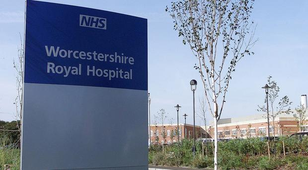 Mr Sarker carried out work at the Worcestershire Royal Hospital