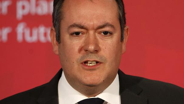 Shadow Transport Secretary Michael Dugher said ministers hid delays to rail improvements from voters