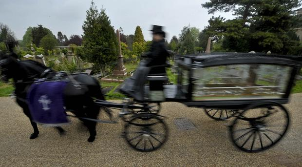 Embalming could present a health risk to funeral directors, research suggests