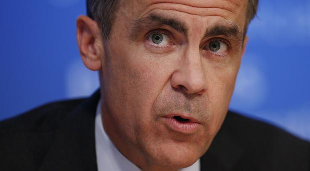 Bank of England governor Mark Carney is due to appear before MPs