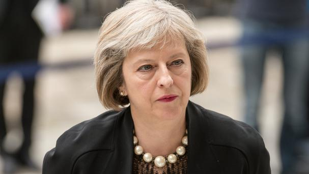 Home Secretary Theresa May is to make a statement about the Calais crisis to the House of Commons