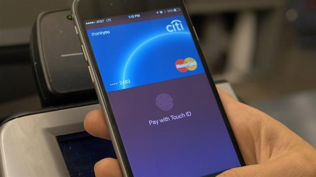 Apple Pay, the contactless payment solution built into the electronics giant's iPhone 6, is launching in the UK