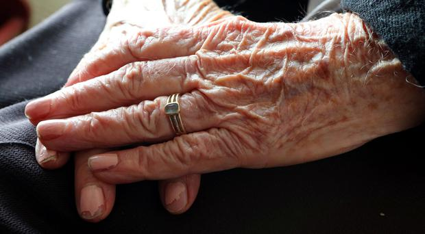Older people were often not given the help they needed to eat meals in hospital, the study found